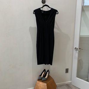 bebe Dresses - Bebe. V neck. Low cut cocktail dress. ❤️
